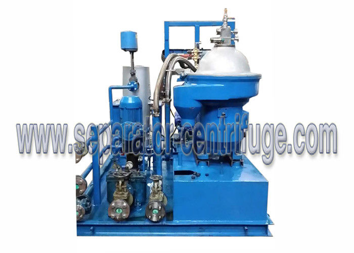 Separator - Centrifuge For 4000 LPH Partial Discharge lube Oil Recycling Plant
