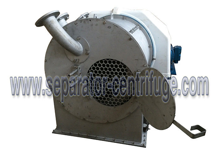 Salt Centrifuge Two - Stage Pusher Centrifuge For Copper Sulphate Dehydration